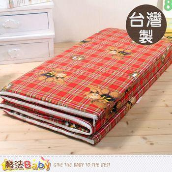 魔法Baby~台灣製單人3x6尺4折透氣床墊~u2103