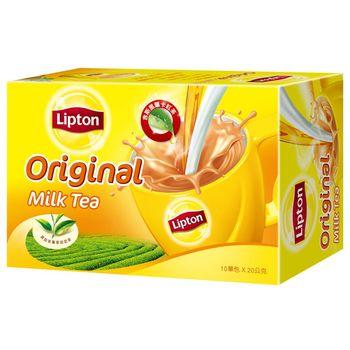 立頓 奶茶粉原味盒裝 20gx10入