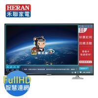 HEARN禾聯 43型 智慧連網 FHD LED液晶顯示器 視訊盒 HD~43AC6
