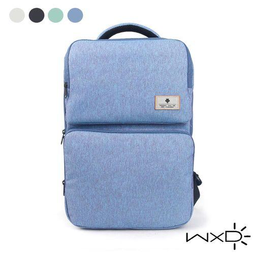 WXD 14吋 文典系列時尚筆電後背包 電腦包 (BK084)