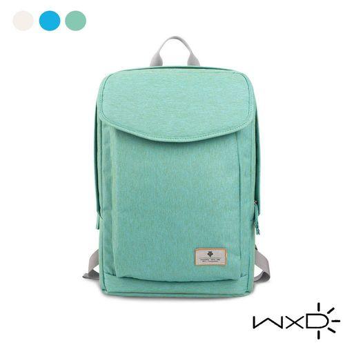 WXD 14吋 韓風簡約筆電後背包 電腦包 (BK083)