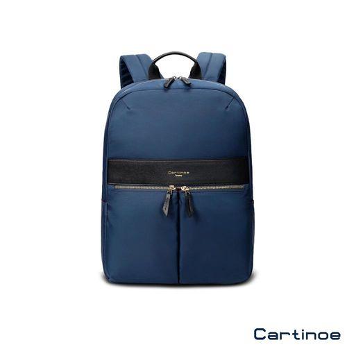 Cartinoe 15.4吋 Macbook 倫敦系列 後背包 電腦包 筆電包(BK095)