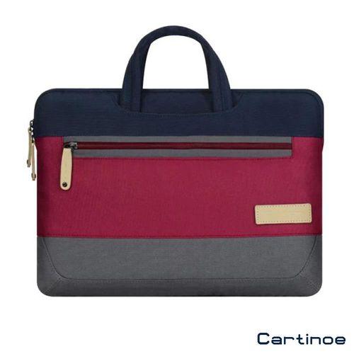 Cartinoe 13.3吋 學院風系列 時尚簡約 輕巧防震 手提包 電腦包 筆電包 保護套 (CL131)