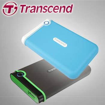 Transcend 創見 2TB StoreJet 25M3 2.5吋防震行動硬碟