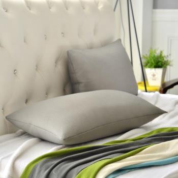 【Yummyti】台灣製  輕柔舒眠  4D雙專利潔淨透氣可機洗呼吸枕兩入