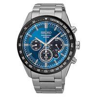 SEIKO 精工 太陽能 三眼計時男用腕錶 ^#45 42mm ^#47 V175 ^#4