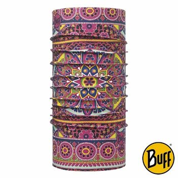 BUFF 印度幾何 COOLMAX抗UV頭巾