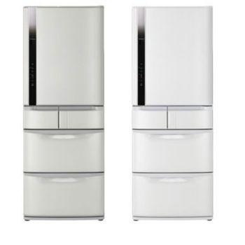 ★夜間★【HITACHI日立】420公升五門超變頻冰箱 RS42FJ
