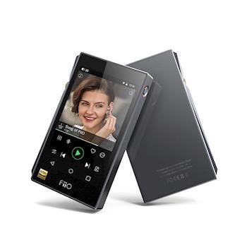 FiiO X5第三代Android專業隨身Hi-Fi音樂播放器(X5III)-鈦色