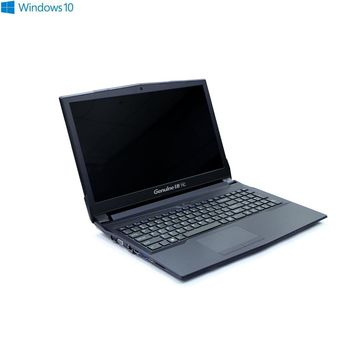 Genuine 捷元 Hanbody 15D i7-7700HQ四核 940MX 2GB獨顯 15.6吋 Win10 筆記型電腦