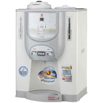 【晶工】10.2L溫熱全自動開飲機JD-5301B