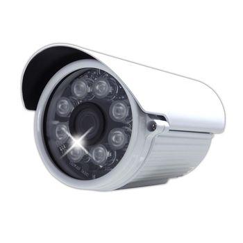 【KINGNET】HD TVI 1080P 6顆陣列紅外線防水攝影機 SONY晶片 室外防水槍型 1080P DVR CAM 高清類比 監視攝影機