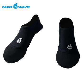 俄羅斯MADWAVE men aquasocks SPLASH 男用透氣防滑潛水襪/浮潛襪