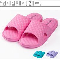 TOPUONE  EVA發泡增量橡膠室內拖鞋 室內外拖鞋女生款