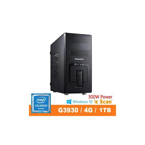 Genuine 捷元 Avbody G15B-2Q G3930雙核 Win10 桌上型電腦