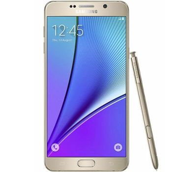 SAMSUNG GALAXY Note 5  N9208 八核5.7吋 雙卡智慧手機4G/64G-送32G記憶卡
