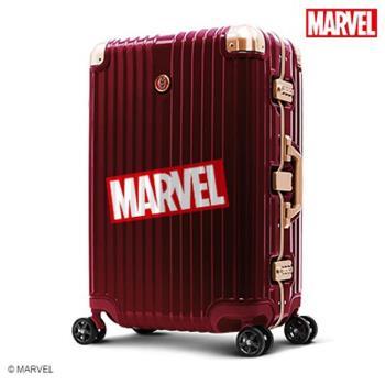 Deseno Marvel 漫威復仇者 鏡面 PC 25吋 細鋁框箱 行李箱 旅行箱   DL2413