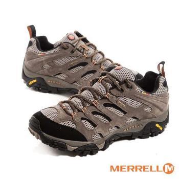 MERRELL 越野登山風運動休閒鞋-男鞋-(棕)