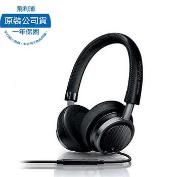 PHILIPS 飛利浦 Fidelio M1MKII 耳罩式耳機-黑色