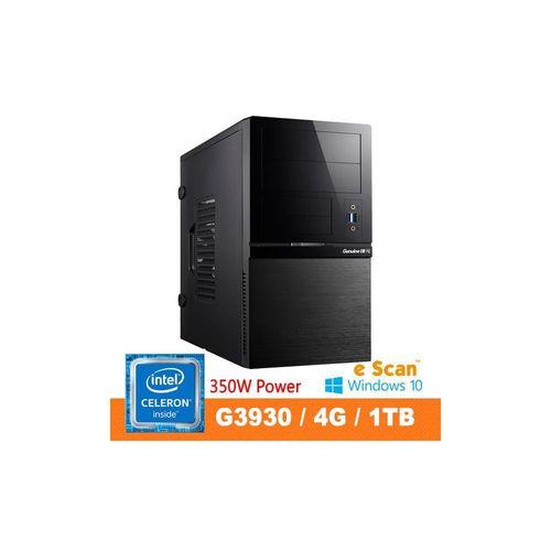 Genuine 捷元 GP888-2Q G3930雙核 Win10Pro 桌上型電腦