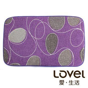 LOVEL 3M吸水專利鵝卵石地墊/腳踏墊-大(42X65CM)
