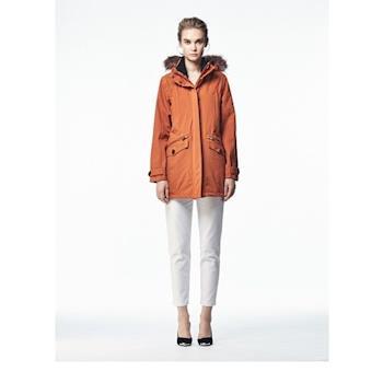 Sympatex鉑金防護典藏女大衣
