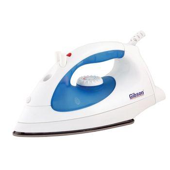 《福利品》【GibSon 吉普生】蒸氣電熨斗GSN-205 贈「山崎」除毛球機SK-8顏色隨機