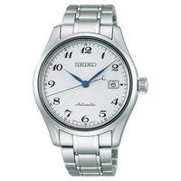 SEIKO 精工 Presage 6R15領導者機械腕錶 #45 銀 #47 40mm 6