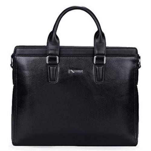 【米蘭精品】公事包真皮手提包經典大方時尚設計2款73io10