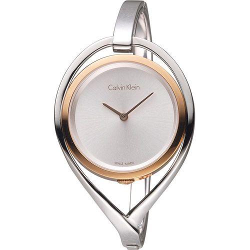 Calvin Klein  light 精巧系列 復刻回憶時尚腕錶 K6L2SB16