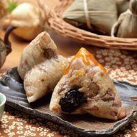 ~廚藝大師~查某囝仔傳統肉粽3粒組 ^#40 250g±10 ^#37 粒 ^#41