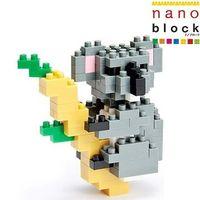 ~Nanoblock 迷你積木~無尾熊 NBC ^#45 020