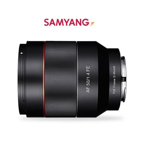 SAMYANG AF 50mm F1.4 FE For Sony 自動對焦鏡頭 E-Mount全幅鏡頭(公司貨)