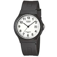 ~CASIO~ 超輕薄感 指針錶 ^#45 數字白面 ^#40 MW ^#45 59 ^#
