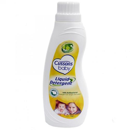 Cussons佳霜 衣物洗衣精750mlx6(嬰童專用)