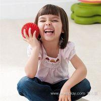 【Weplay 身體潛能館】感官知覺 - 觸覺球 7.8.9 cm  各 2 顆