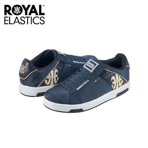【Royal Elastics】男-Icon 休閒鞋-深藍(02071-553)