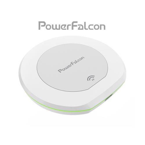 PowerFalcon[紅隼] 10W/7.5W/5W QI無線充電器|無線充電板