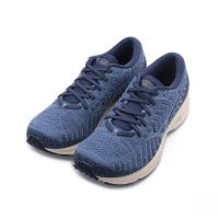 MIZUNO WAVE RIDER 24 WAVEKNIT 慢跑鞋 藍黑 J1GC207520 男鞋