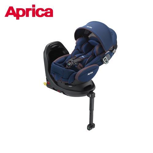 Aprica愛普力卡 Fladea grow ISOFIX All-around Safety 汽車安全座椅|0-4歲汽座