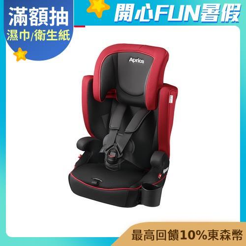 Aprica愛普力卡 AirGroove 特等席 成長型輔助汽車安全座椅|成長型