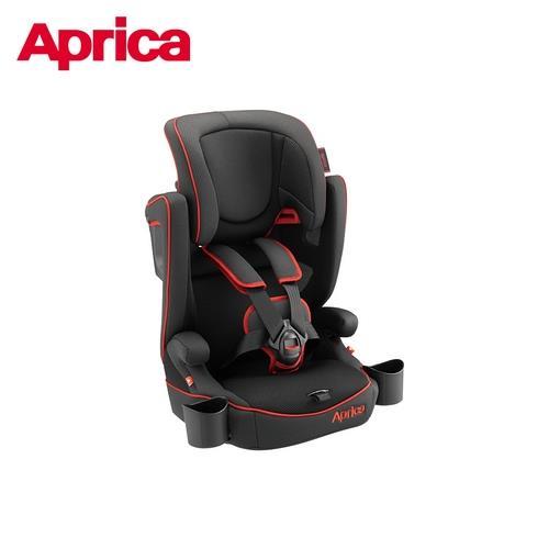 Aprica愛普力卡 AirGroove 限定版 成長型輔助汽車安全座椅|成長型