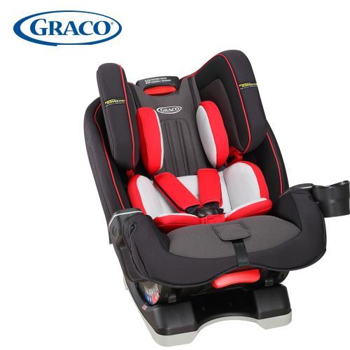 【Graco】0-12歲長效型嬰幼童汽車安全座椅(MILESTONE LX)|成長型