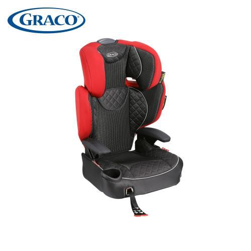 【Graco】3-12歲幼兒成長型輔助汽車安全座椅(AFFIX)|成長型