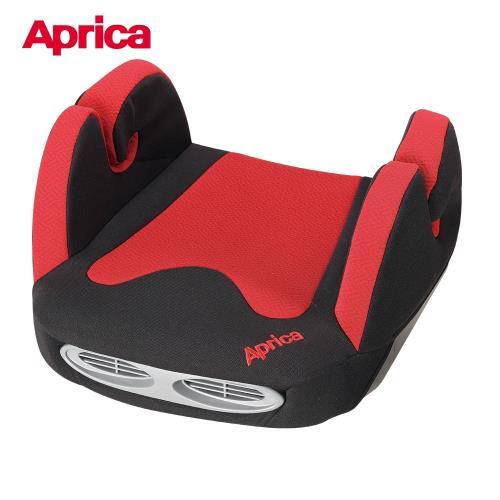 Aprica愛普力卡 Moving Support 簡便輔助汽車安全座椅 黑紅RD|汽座配件