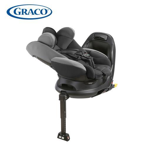 【Graco】 0-4歲嬰幼童汽車安全座椅Turn2Fit|成長型