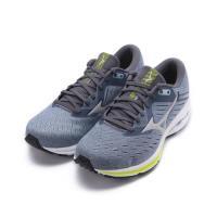 MIZUNO WAVE RIDER 24 慢跑鞋 灰藍黃 J1GC200455 男鞋