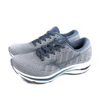 美津濃 Mizuno WAVE RIDER 25 慢跑鞋 運動鞋 灰色 男鞋 JIGC217693 no144