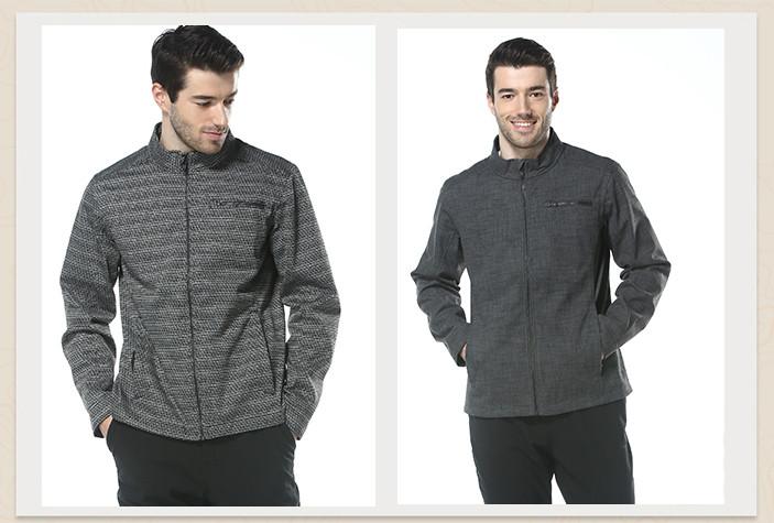 【聖伯納 St.Bonalt】男-短版英倫風時尚防水機能風衣(0175)