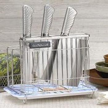 鐵馬三合鋼菜刀組
